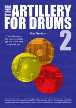 The Arillery For Drums, Book 2